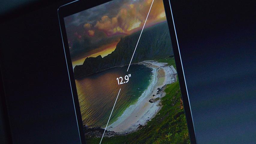 Компания Apple показала iPad Pro