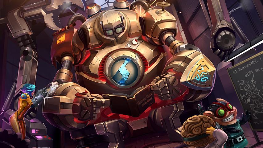 Riot Games - League of Legends лучше всего играется на своей родной платформе