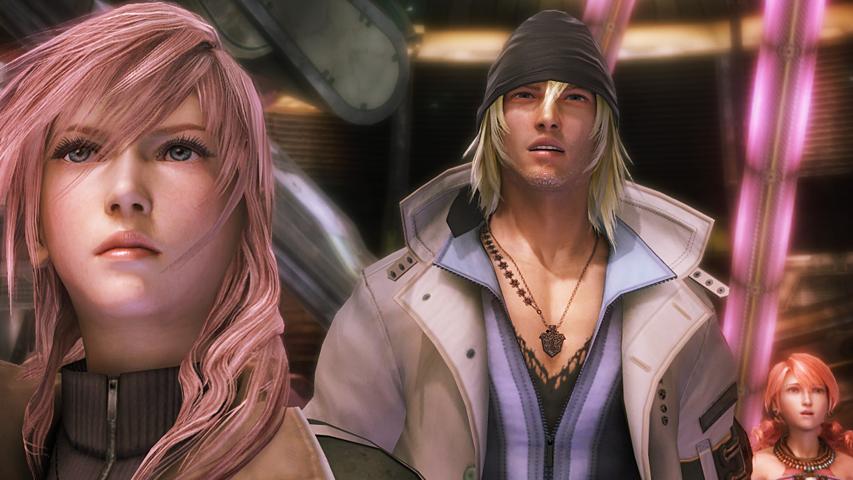 Square Enix выпустила Final Fantasy XIII-2 в Японии на iOS и Android