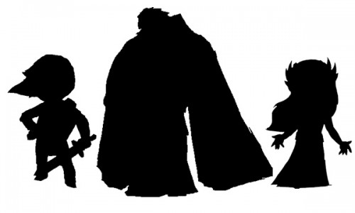 The-Wind-Waker-Silhouettes