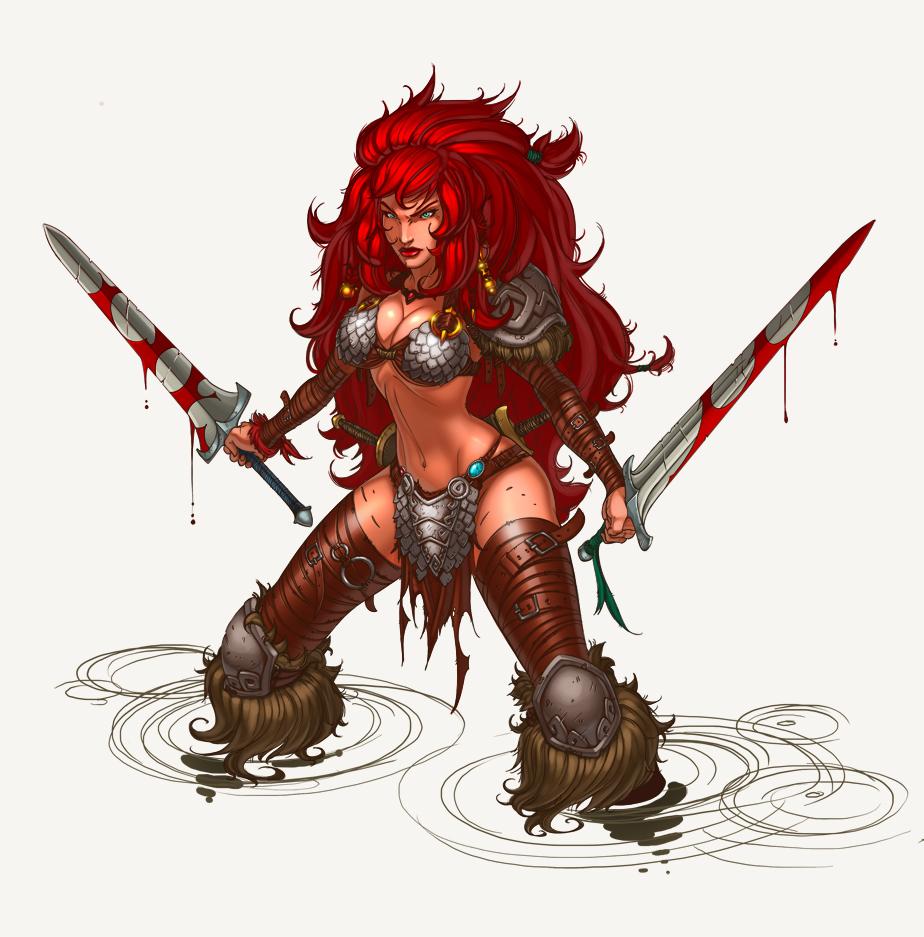 red_sonja_by_art_veider-d7ys4sp