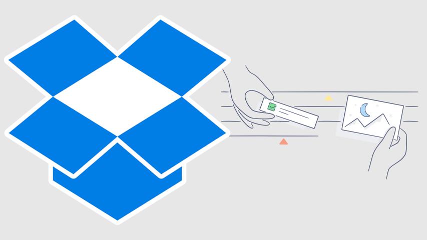 Dropbox анонсировал продукт по совместной работе над проектами
