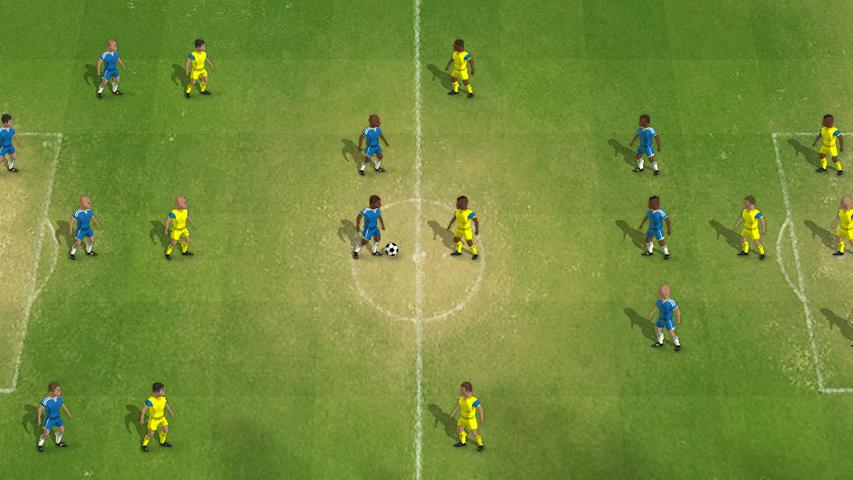 Как Football Tactics прошел Greenlight, не попав в Топ-100