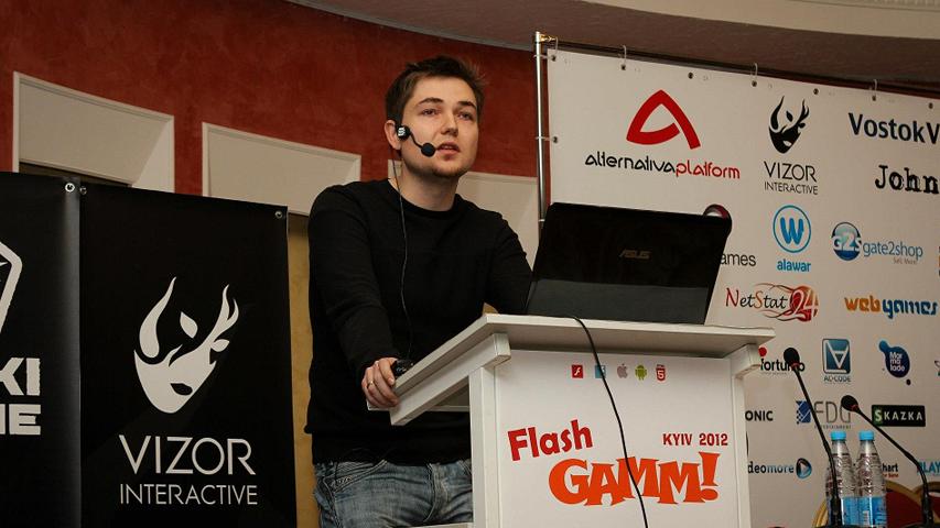 Максим Донских стал президентом Game Insight