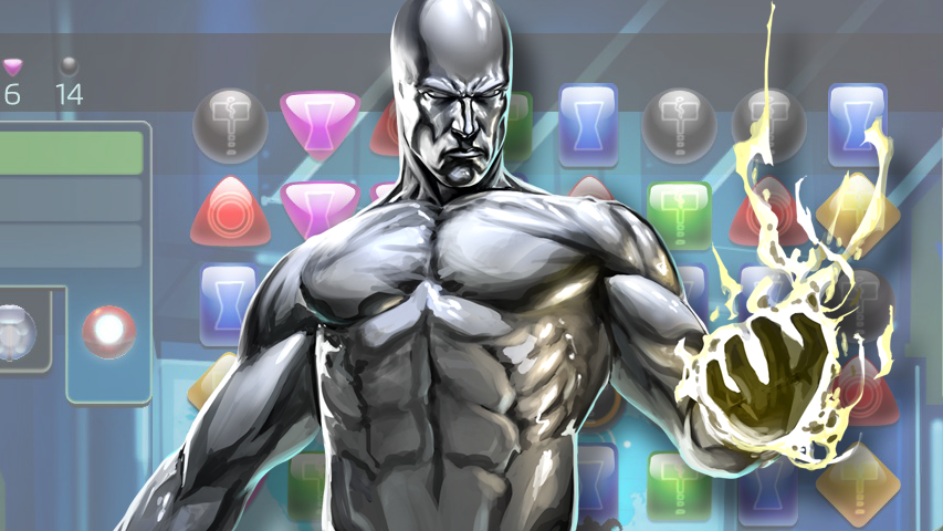 Marvel Puzzle Quest лишится free-to-play