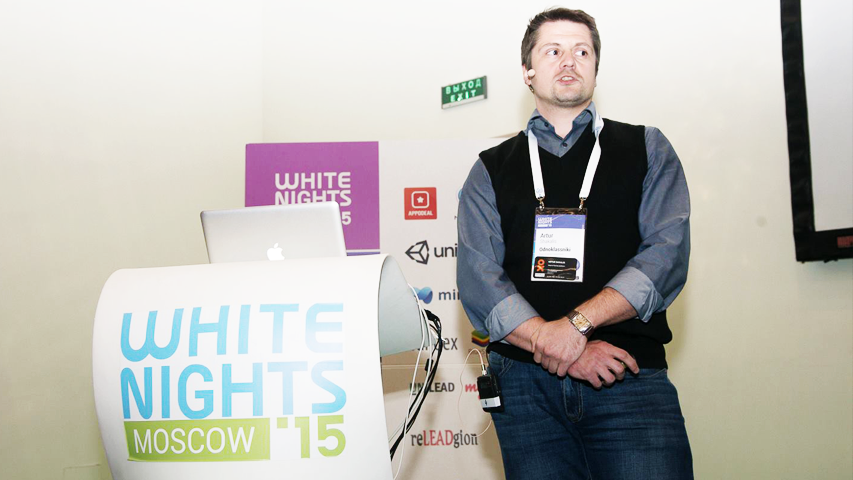 White Nights Moscow 2015 - доклад Odnoklassniki