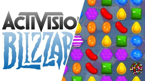 Activision Blizzard покупает авторов Candy Crush Saga