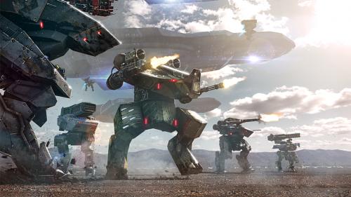 Российский мобильный экшен про сражения роботов зарабатывает больше $600 тысяч в месяц