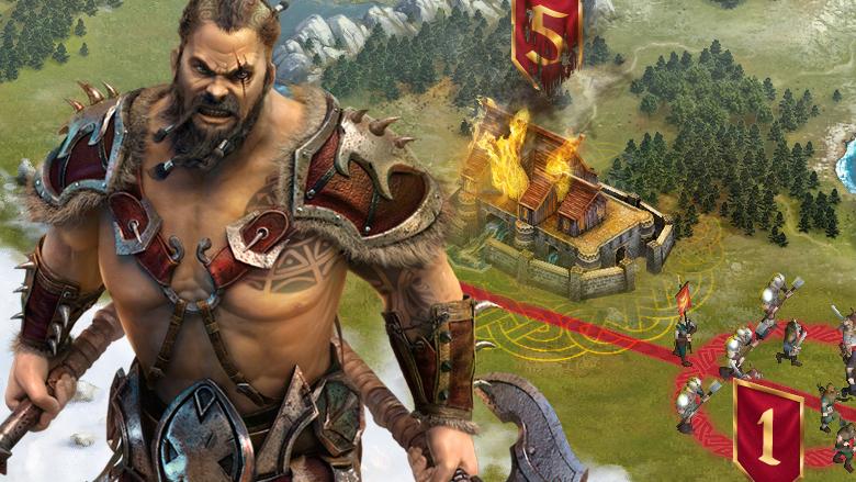 Семь из десяти самых кассовых мобильных игр в России - стратегии