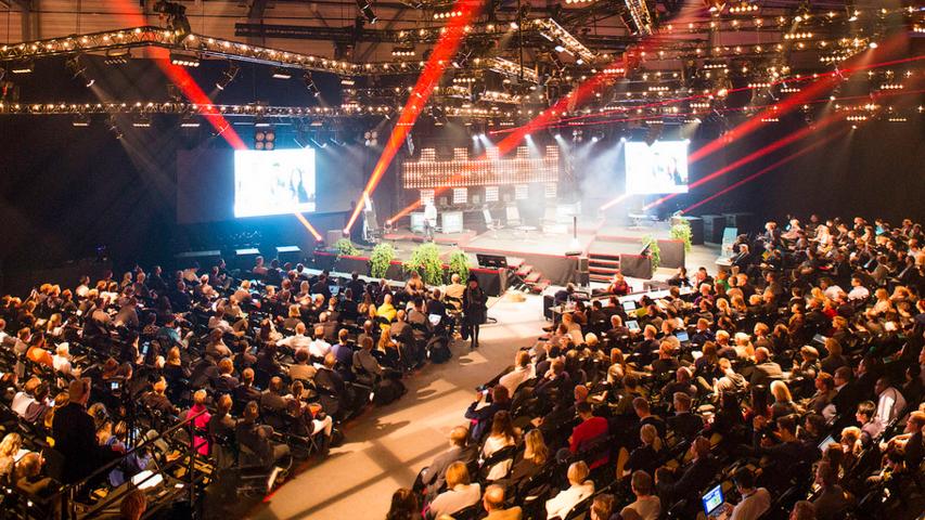 Slush пройдет в Хельсинки с 11 по 12 ноября