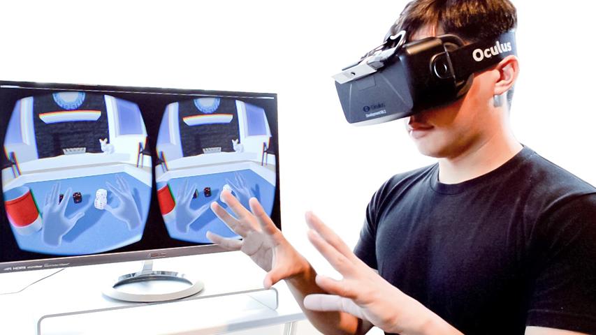 Unity - делать VR сегодня - чертовски рисковано