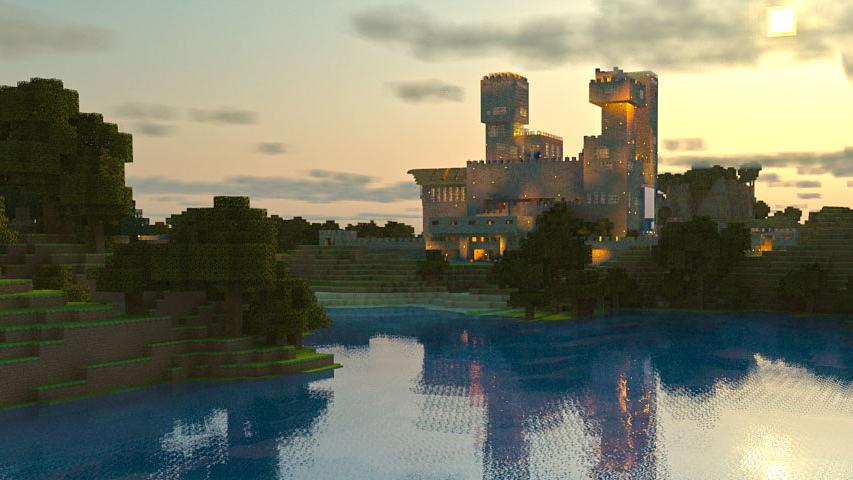 Вышел курс по программированию для шестилетних на базе Minecraft