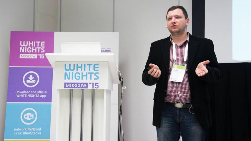 White Nights Moscow 2015 - доклад DaSuppa об AddinApp