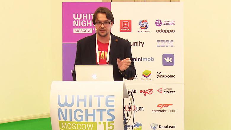 White Nights Moscow 2015 - доклад PlayFlock о том, как из хорошей игры сделать отличную