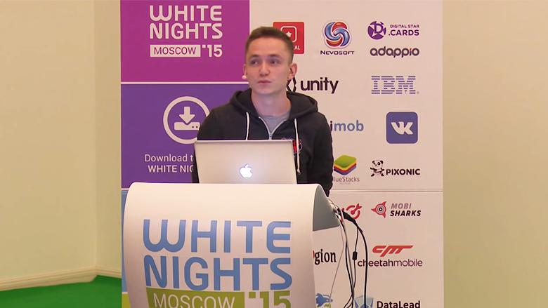 White Nights Moscow 2015 - доклад Riot Games о построении студенческих программ