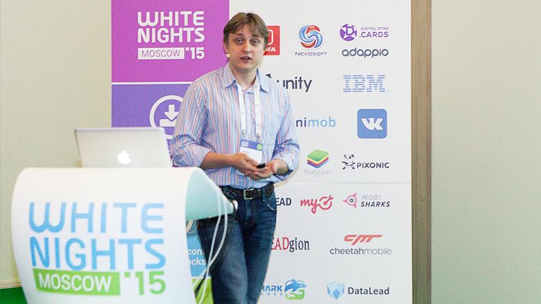 White Nights Moscow 2015 - доклад Social Quantum о развитии free-to-play игр после запуска