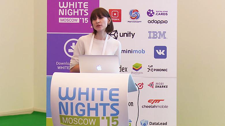 White Nights Moscow 2015 - доклад Zenna Apps о KPI на софт-ланче