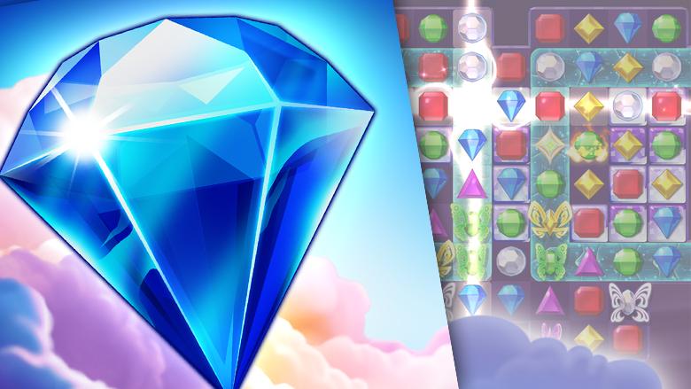Новая Bejeweled вышла в софт-ланч