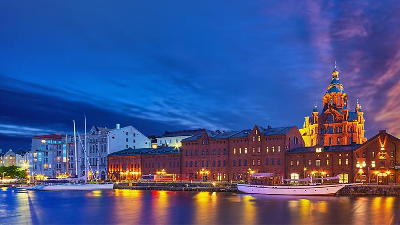 Следующая White Nights пройдет в Хельсинки