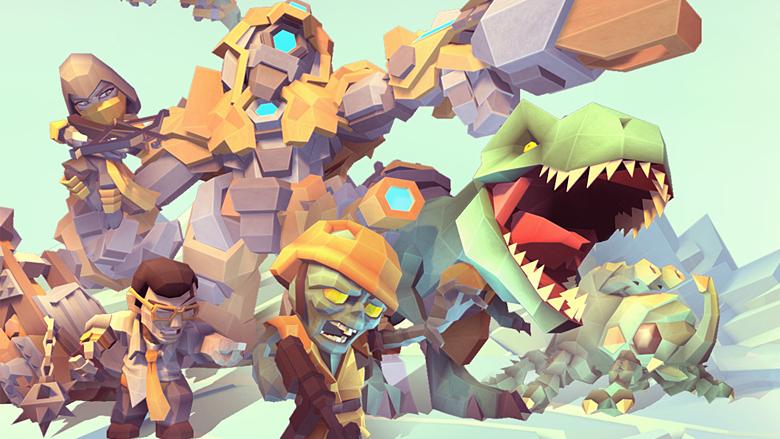 Turbo Studios готовит киберспортивный аналог Advance Wars для мобайла