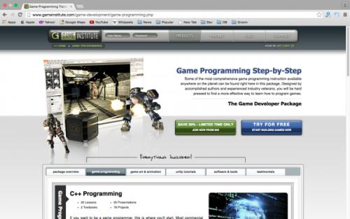 game-institute