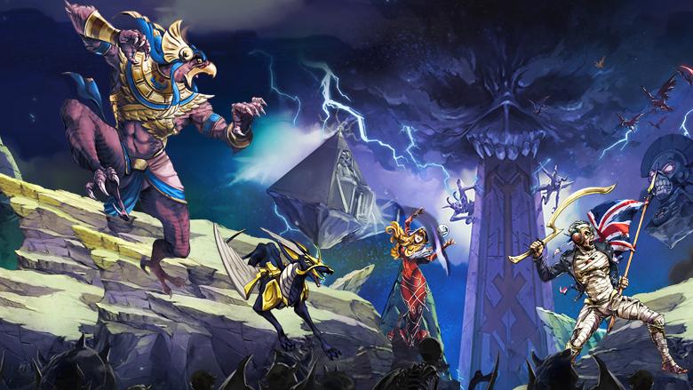 Анонсирована мобильная игра в мире Iron Maiden