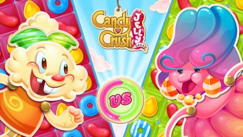 Детали - как авторы Candy Crush Jelly Saga внедрили в свою игру тактическую походовую стартегию
