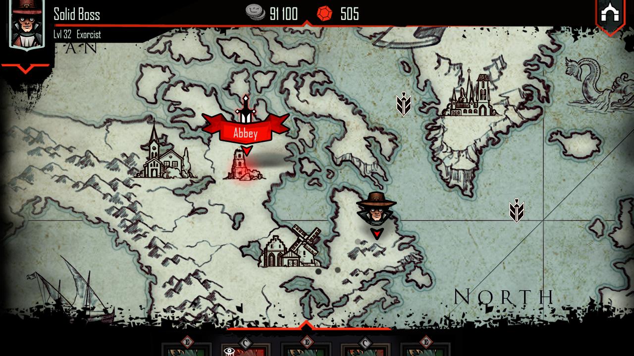 Evilibrium_II_Map