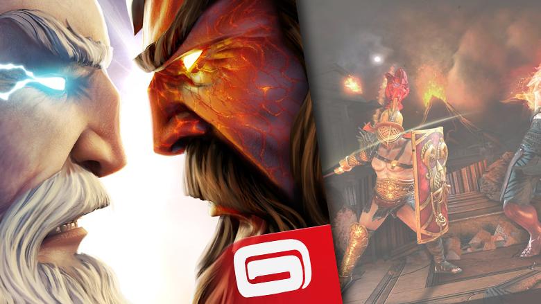 Gameloft про Gods Of Rome