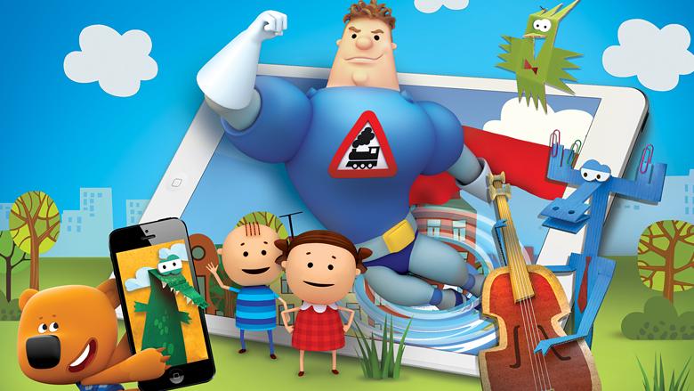 Интерактивный мульт - на рынке детских игр никому не удавалось построить бизнес, случайно выпустив хит