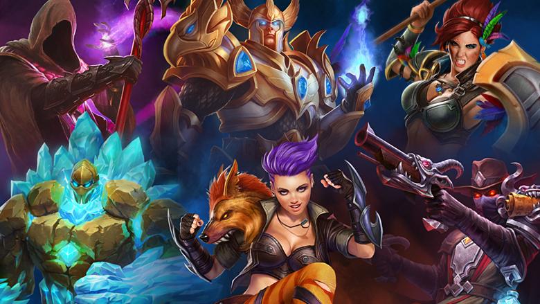 Mycom анонсировала свою версию Heroes Charge