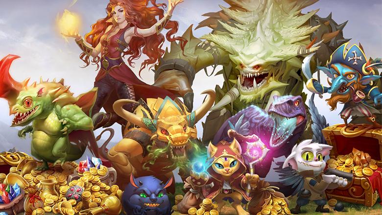 Создатель серий Heroes of Might & Magic запустил мобильный баттлер
