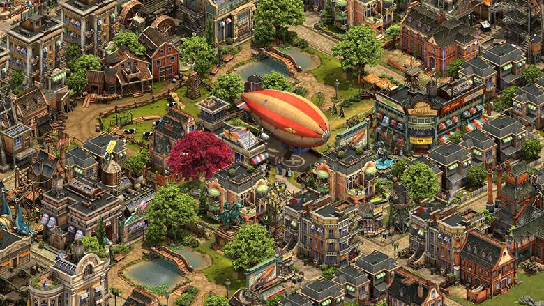 Авторы Forge of Empires заработали €100 млн за прошлый год