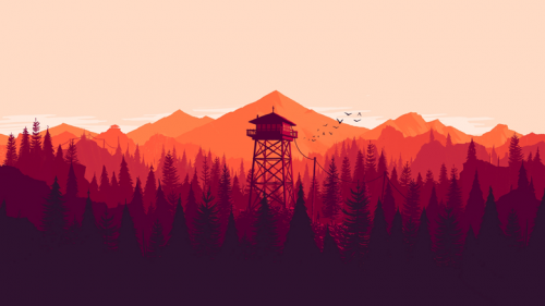 Как Firewatch раскрывает главного героя с помощью дизайна игровой карты
