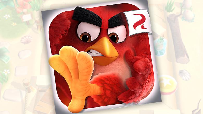 В Новой Зеландии в App Store вышла Angry Birds Action