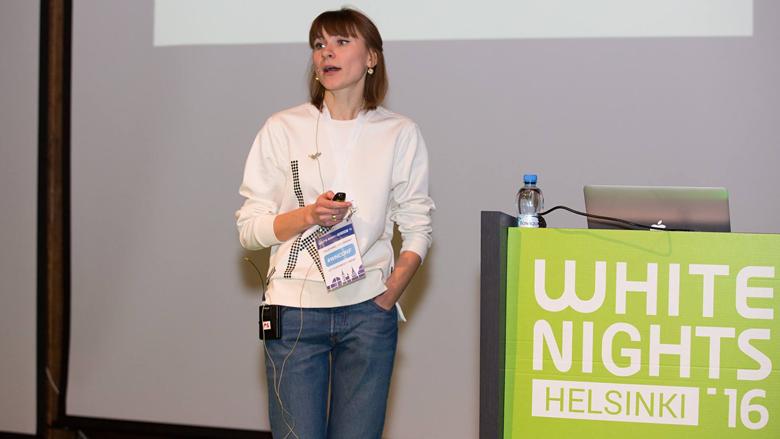 White Nights Helsinki 2016 - доклад Zenna Apps об увеличении конверсии