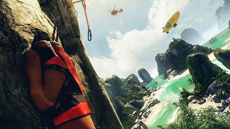 CryEngine V распространяется по модели плати, сколько хочешь