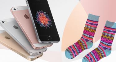 Колонка редактора - Apple подарила носки