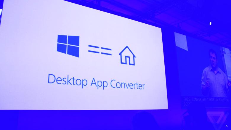 Microsoft запустит сервис по конвертации PC-программ в те, которые запустятся даже на мобильных устройствах
