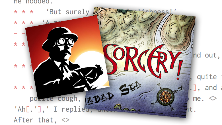 Скриптовой язык игр 80 days и Sorcery выложили в открытый доступ