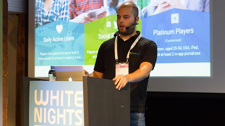 White Nights Helsinki 2016 - AppsFlyer об эвентах в приложениях
