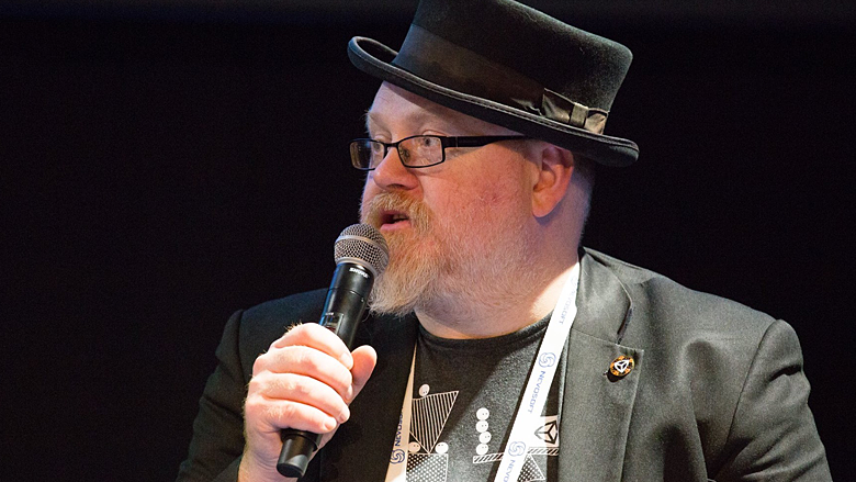 White Nights Helsinki 2016 - доклад Unity о работе с данными