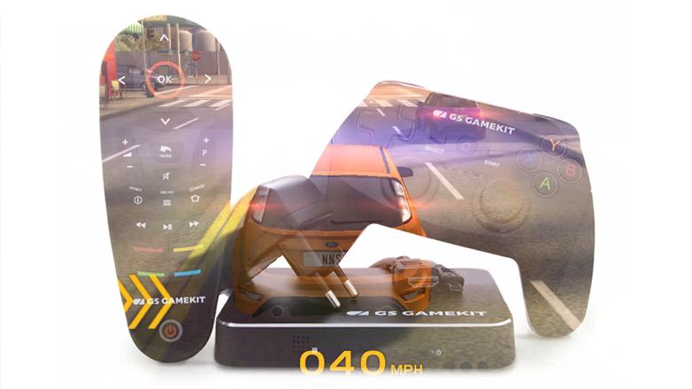 Для продвижения консоли GS Gamekit было решено разыграть 1 млн рублей