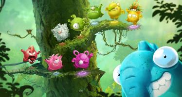 Как Smurfs Epic Run и Rayman Adventures переводились на русский