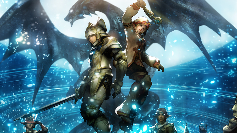 Nexon делает Final Fantasy XI на Unreal Engine 4