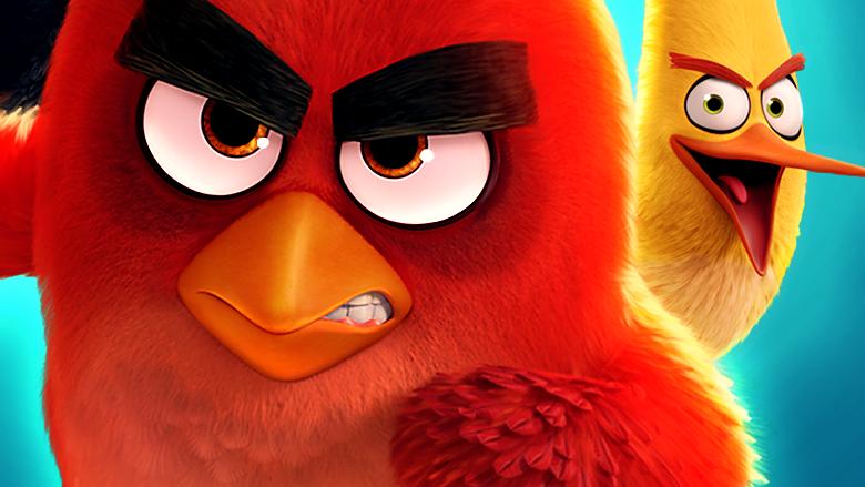 Состоялся релиз Angry Birds Action
