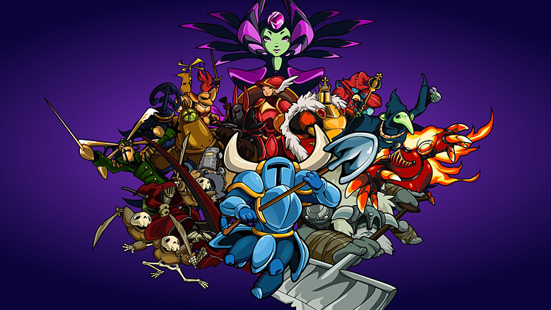 Спустя два года Shovel Knight дошел до 1,2 млн копий