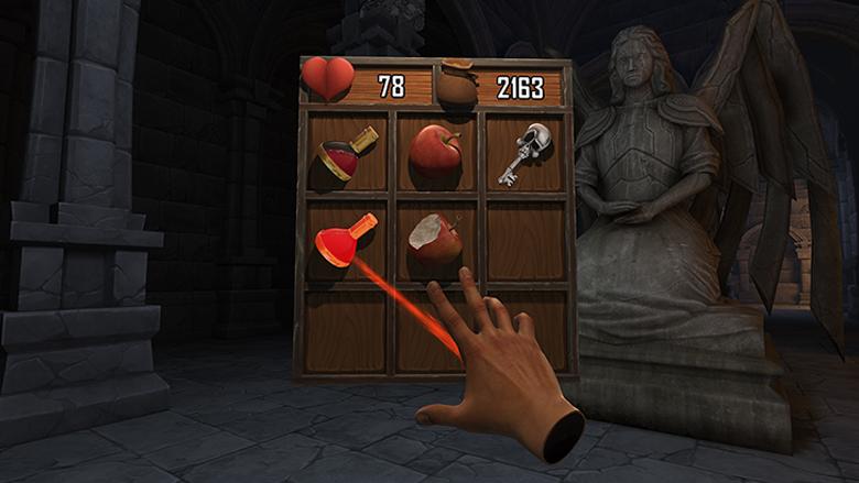 Epic Games показал демонстрационную игру для Daydream