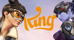 King может взяться за создание мобильных игр по брендам Activision и Blizzard