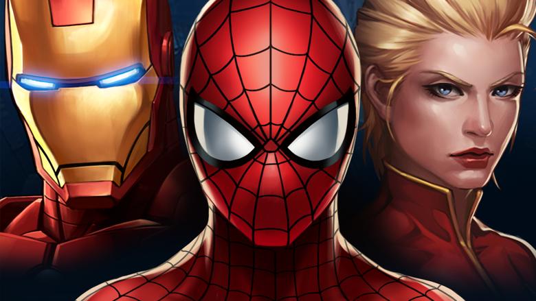 Ролевой проект Marvel Future Fight за год собрал 40 млн загрузок